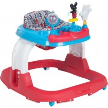 Disney - Baby Ready  Set  Walk! 2.0 Developmental Walker - Mickey Line Up