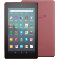 "Amazon - Fire 7 2019 release - 7""- Tablet - 16GB - Plum"