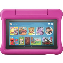 "Amazon - Fire 7 Kids Edition 2019 release - 7""- Tablet - 16GB - Pink"
