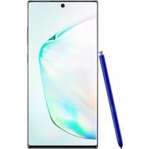 Samsung - Galaxy Note10+ with 256GB Memory Cell Phone (Unlocked) - Aura Glow