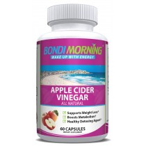 Apple Cider Vinegar Capsules - 1300 mg 60 Capsules