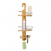 Honey Can Do Bamboo Shower Caddy