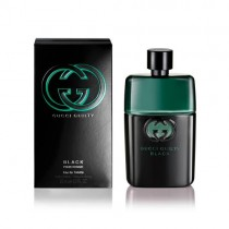 Gucci Guilty Black Pour Homme By Gucci EDT Spray 3 Oz