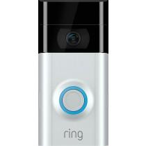 Ring Video Doorbell 2 Satin Nickel/Venetian Bronze