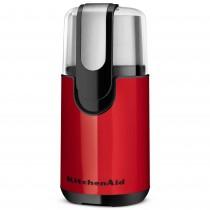 KitchenAid Blade Coffee Grinder in Empire Red
