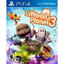 Little Big Planet 3 Limited Edition PS4