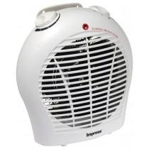 Impress Electric Fan Heater White