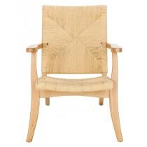Bronn Accent Chair - Natural by Safavieh