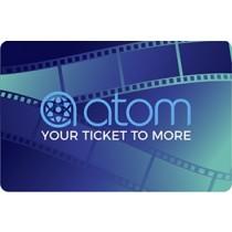 Atom Tickets eCertificate