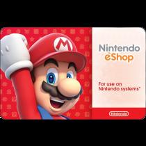 Nintendo eShop Card $50