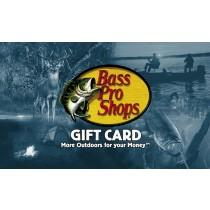 Bass Pro Shops eCertificate