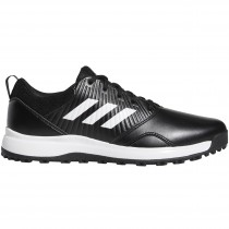 Adidas CP Traxion SL Men's Golf Shoes - Black/White