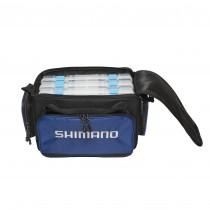 Shimano Baltica Large Tackle Bag w/ 4 Boxes