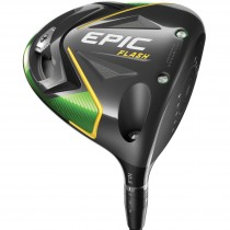 Callaway Epic Flash Driver - Right Hand/10.5 degree/Project X Evenflow Green 55 Regular