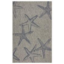 Captiva Starry Shores Indoor/Outdoor Area Rug