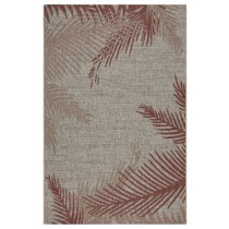 Captiva Blushing Palms Indoor/Outdoor Area Rug