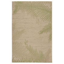 Captiva Verdant Palms Indoor/Outdoor Area Rug