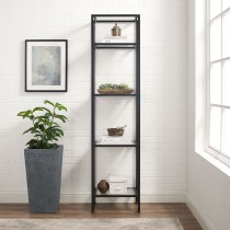 Crosley Aimee Narrow Etagere Oil-Rubbed Bronze
