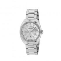Gucci Men's Stainless Steel Bracelet Watch, Silver