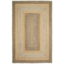 Classic Jute Sandy Shores Indoor Area Rug