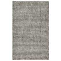 Criss Cross Slate Basketweave Indoor Area Rug