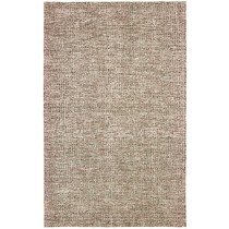 Criss Cross Posh Basket weave Indoor Area Rug