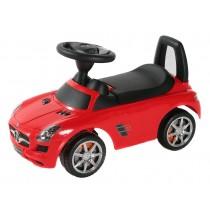 Mercedes Push Car, Red