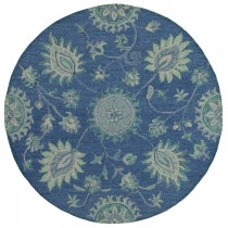 Dazzle Jacobean Medallion Indoor Area Rug