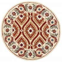 Dazzle Ogee Medallion Indoor Area Rug