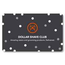 Dollar Shave Club eCertificate $100