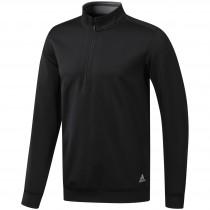 Adidas Classic Club 1/4 Zip Men's Sweatshirt - Black