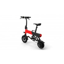 Glare EB-NTEP12 Electric Bike City Urban Foldable - Red