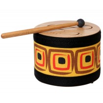 Hohner Kids Ho825 - Wood Tone/Slit Drum