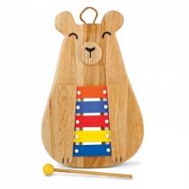 Hohner Green Tone Papa Bear Glockenspiel
