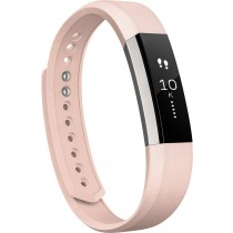 Fitbit - Alta Leather band (Large) - Pink