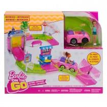 Barbie Car Wash Playset