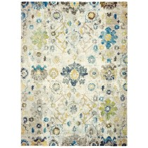 Gala Distressed Botanical Indoor Area Rug