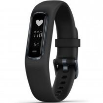 Garmin Vivosmart 4 Activity Tracker - Black - Black/Large
