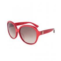 Gucci GG0080SK 004 61 Oversized Sunglasses