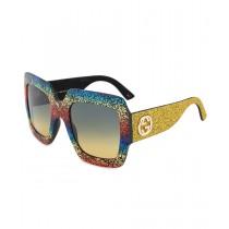Gucci GG0102S 005 54 Oversized Square Sunglasses