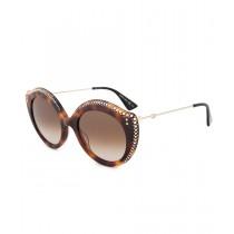 Gucci GG0214S 003 52 Cat Eye Sunglasses