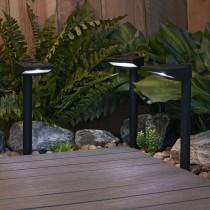 Modern Minimal Solar Path Light 5 Lumens