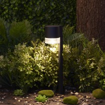 Clear Bottom Aluminum LED Path Light