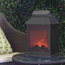 Classic Fireplace LED Lantern