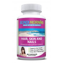 Hair Skin and Nails Premium Dietary Supplement