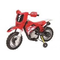 Honda CRF250R Dirt Bike 6 Volt, Red