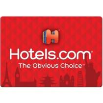 Hotels.com eCertificate