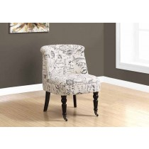 Monarch Accent Chair - Traditional Style