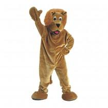 Roaring Lion Mascot Costume Set