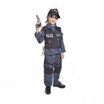 S.W.A.T Police Officer Costume